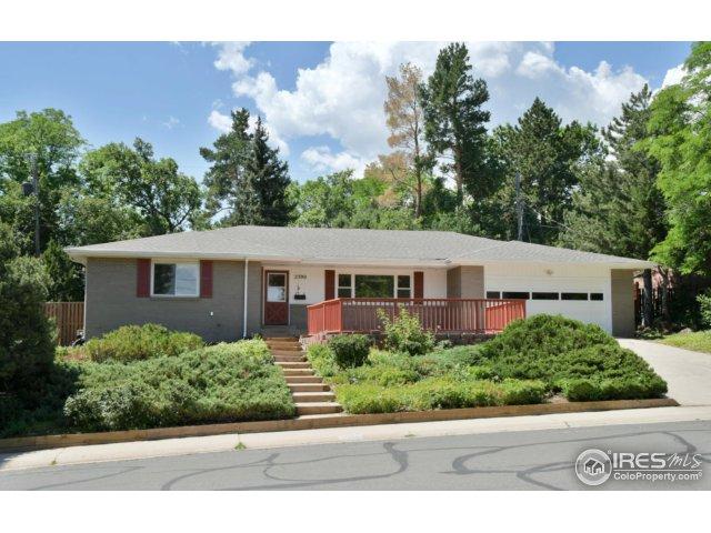 2390 Dartmouth Ave, Boulder, CO 80305