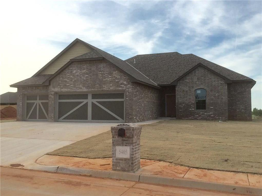 5405 Painted Pony Road, Warr Acres, OK 73132