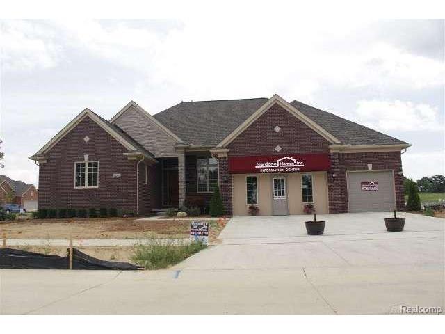 62854 Sawgrass Drive, WASHINGTON TWP, MI 48094
