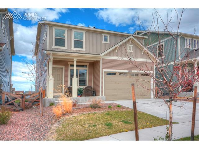 8249 Longleaf Lane, Colorado Springs, CO 80927