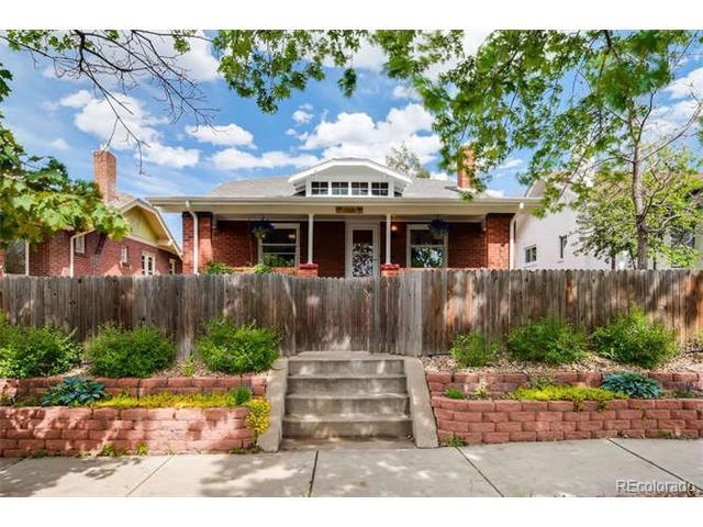 2058 S Logan Street, Denver, CO 80210