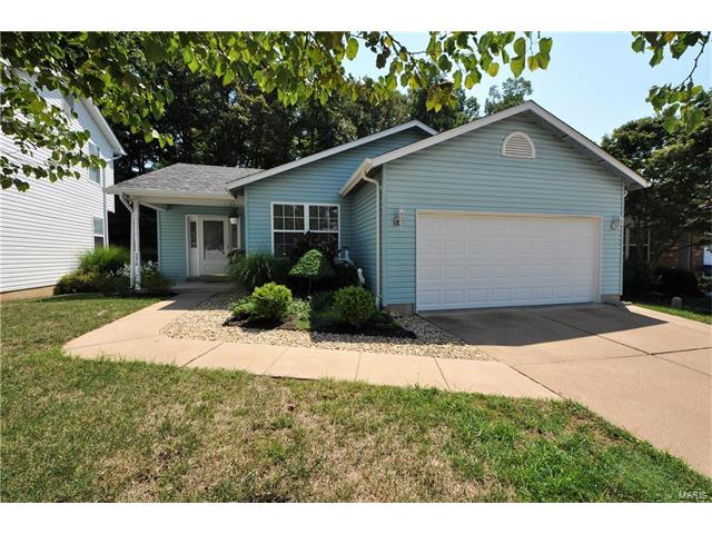 236 Crescent Valley Court, Valley Park, MO 63088