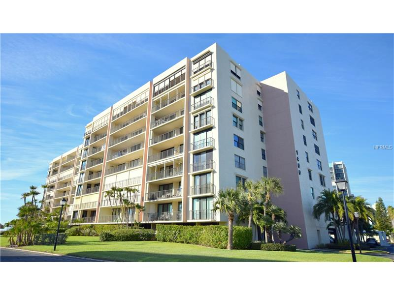 1400 GULF BOULEVARD 406, CLEARWATER BEACH, FL 33767