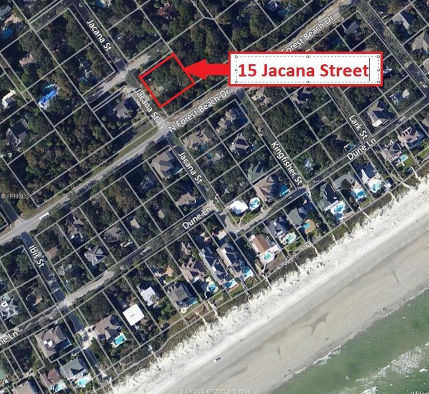 15 Jacana STREET, Hilton Head Island, SC 29928