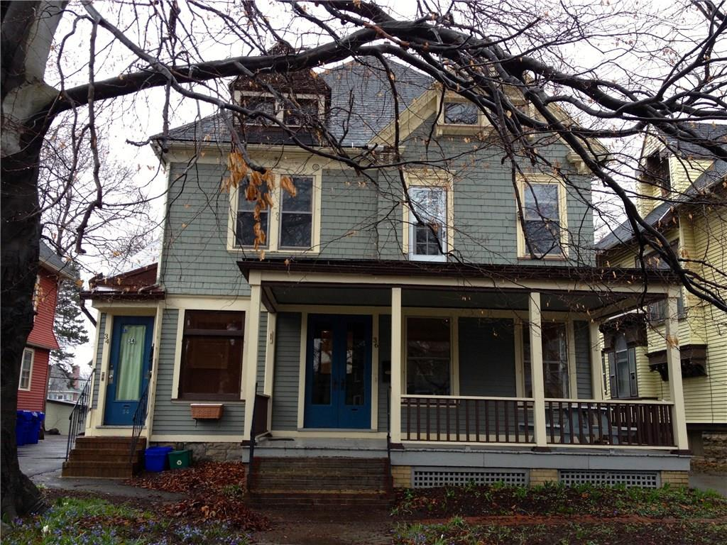 34 Oxford Street, Rochester, NY 14607
