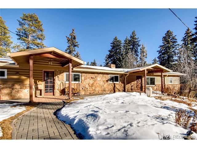 28340 Pine Trail, Conifer, CO 80433