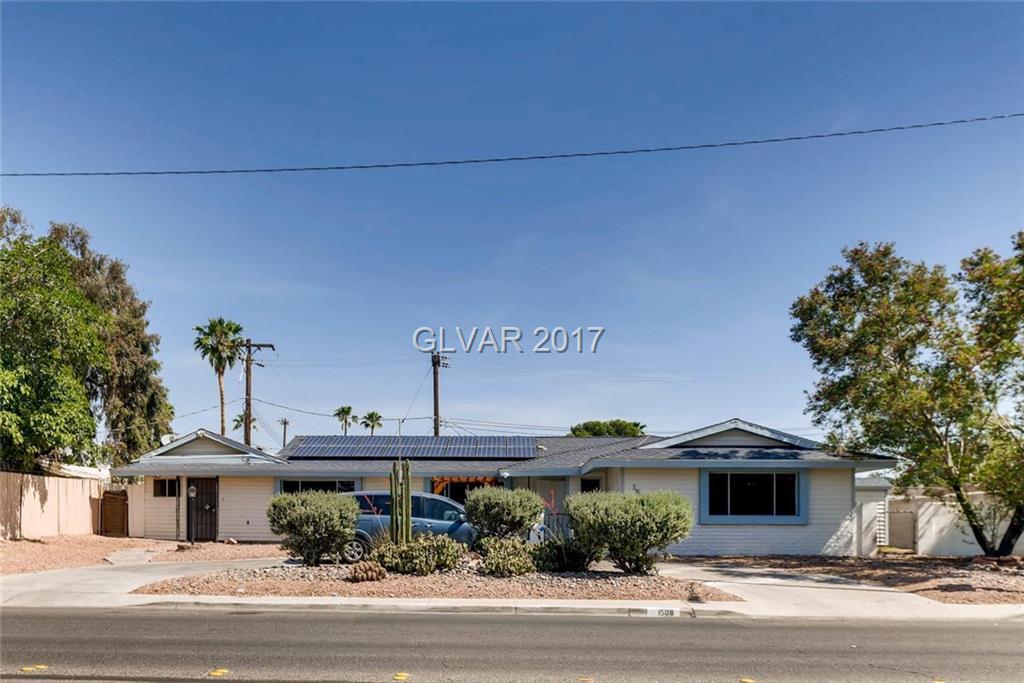 1508 TWAIN Avenue, Las Vegas, NV 89169