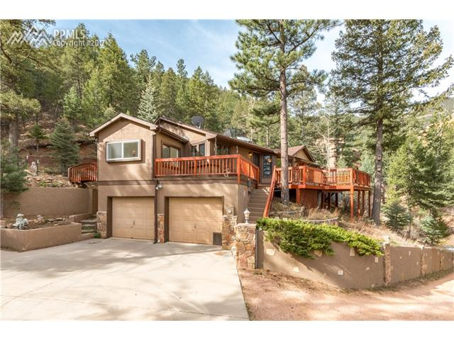 1510 Sutherland Creek Road, Manitou Springs, CO 80829