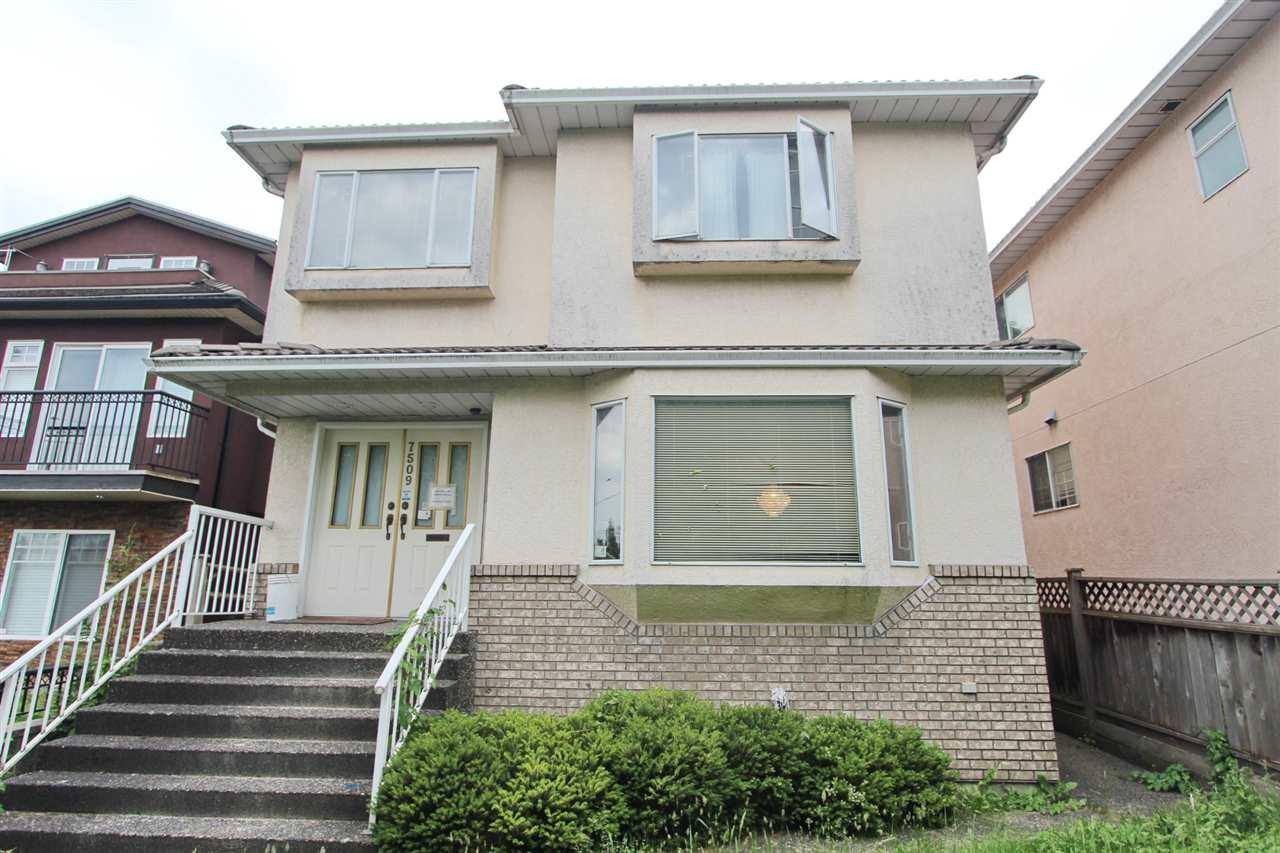7509 OAK STREET, Vancouver, BC V6P 4A4