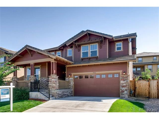 10366 Sierra Ridge Lane, Parker, CO 80134