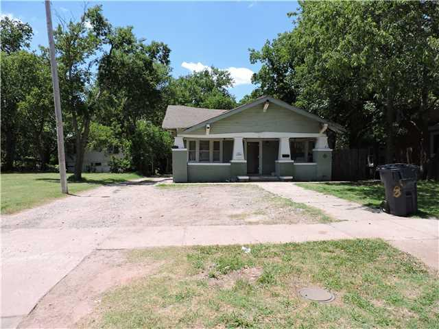 1417 N Ellison Avenue, Oklahoma City, OK 73106