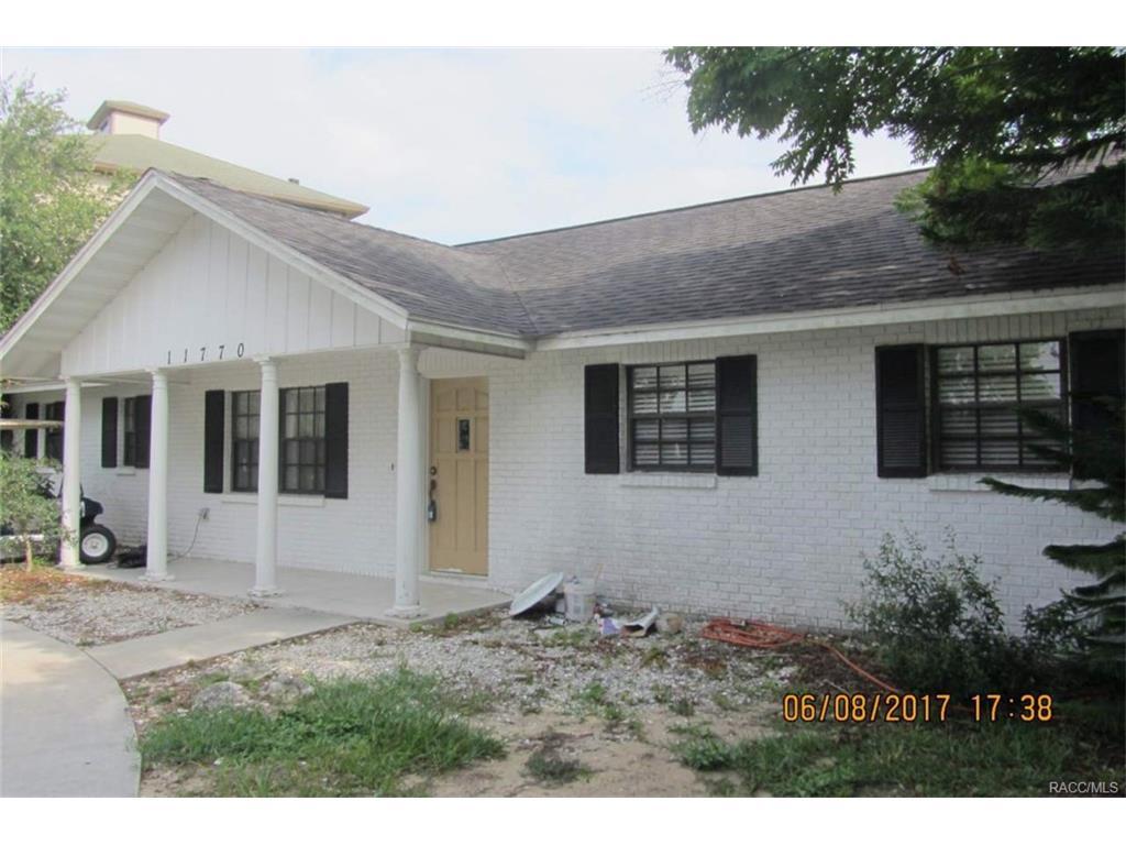 11770 W Sunnybrook Court, Crystal River, FL 34429