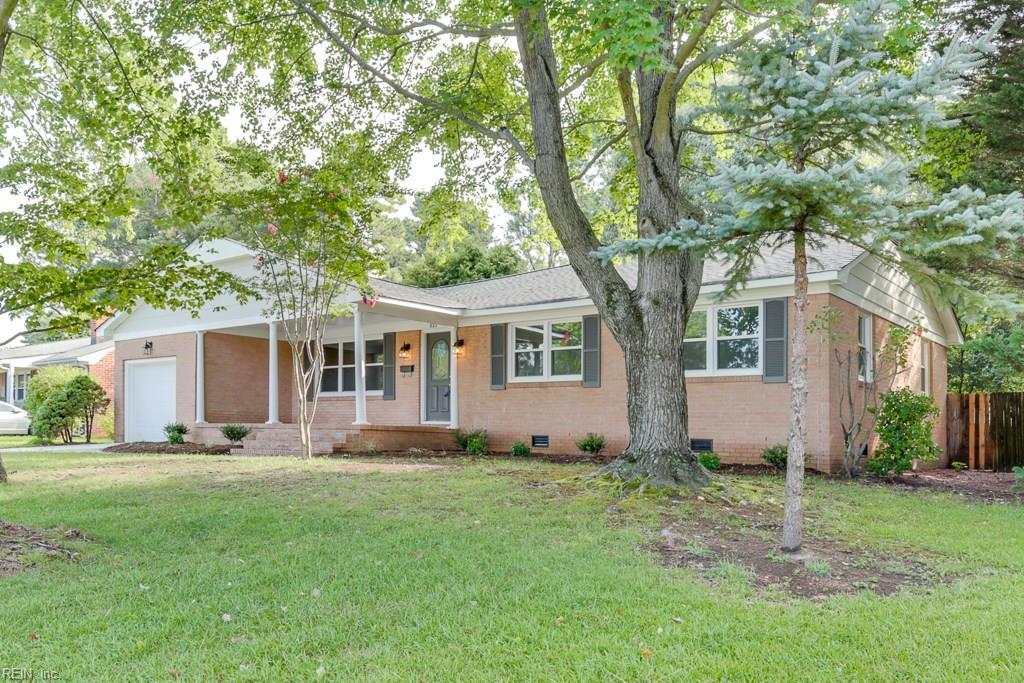 522 SPINNAKER RD, Newport News, VA 23602