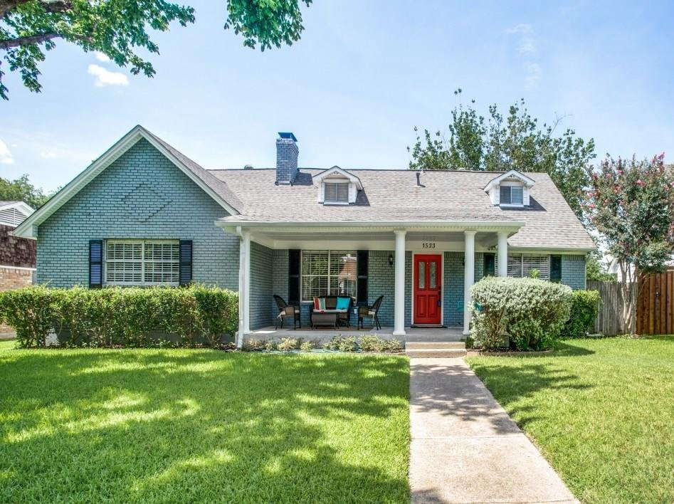 1533 Mapleton Drive, Dallas, TX 75228