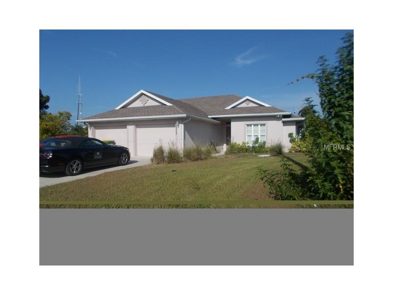 9333-9335 AGATE STREET, PORT CHARLOTTE, FL 33981