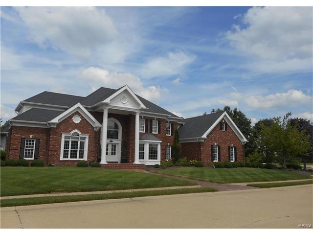 2001 Golf Course View Drive, Edwardsville, IL 62025