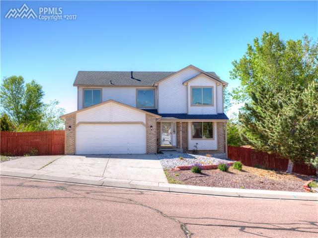 5415 Huxley Court, Colorado Springs, CO 80911