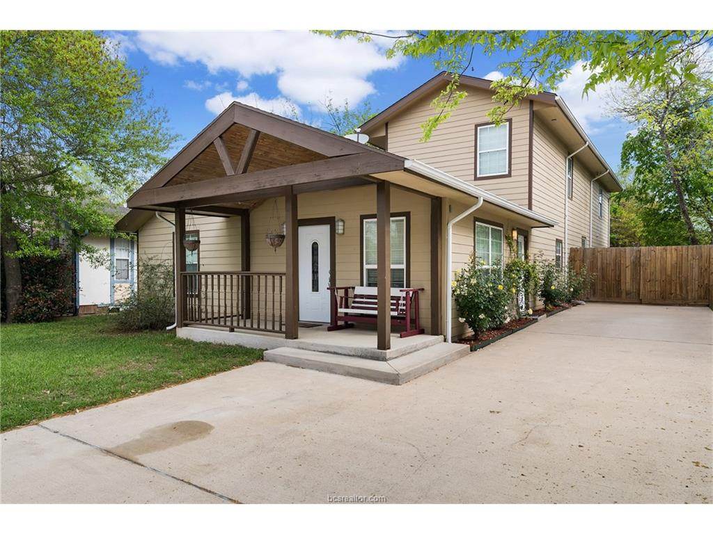 901 Fairview, College Station, TX 77840