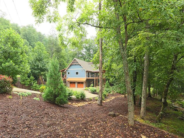 134 Chapel Point Road, Lake Lure, NC 28746