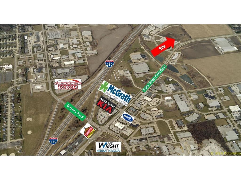 1460 North Center Point Road Lot 2, Hiawatha, IA 52233
