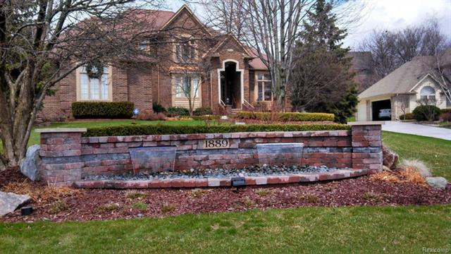 1889 WESTRIDGE, Rochester Hills, MI 48306