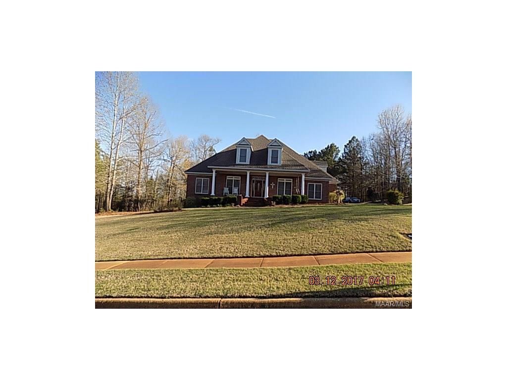 1091 Copper Ridge Road, Prattville, AL 36067