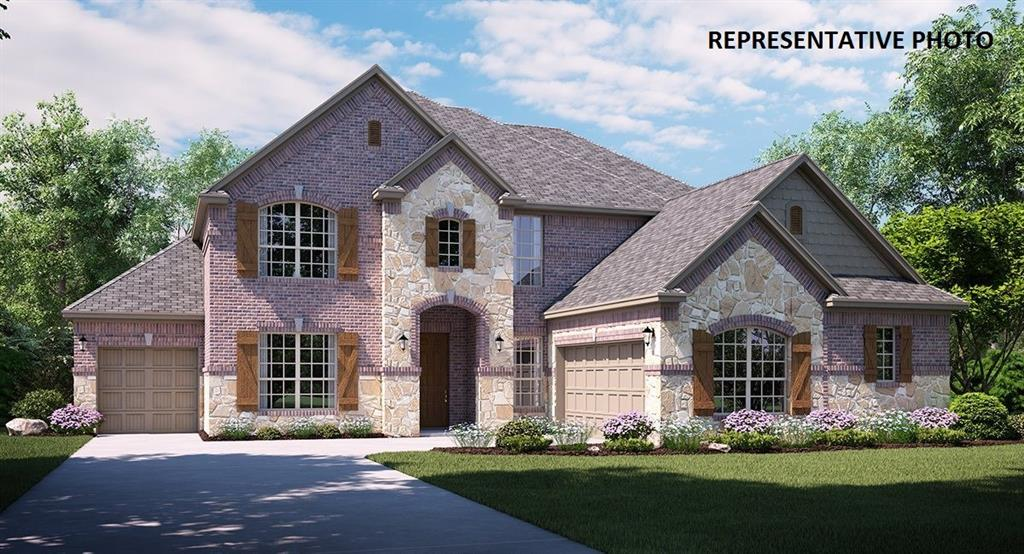 16417 Barton Creek Lane, Frisco, TX 75068
