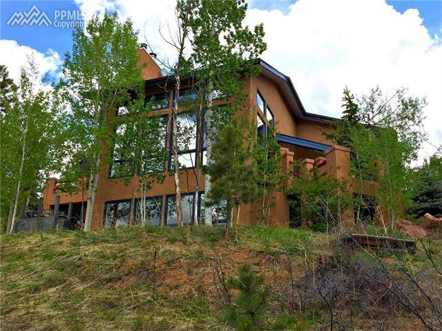 9570 Canyon Drive, Green Mountain Falls, CO 80819