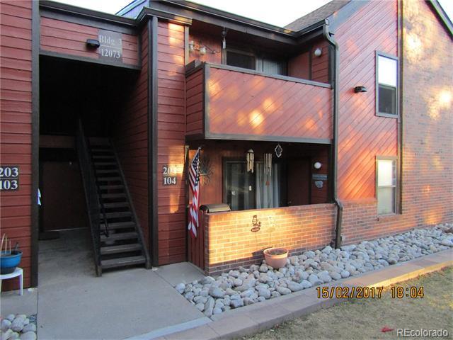 12073 E Harvard Avenue 104, Aurora, CO 80014