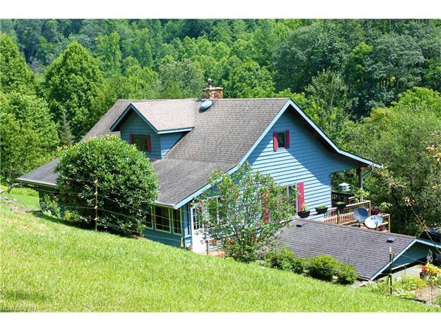 378 Howard Moore Road, Hot Springs, NC 28743