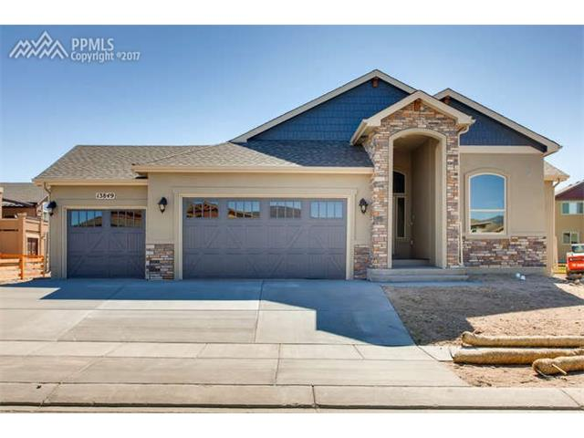 13849 Rivercrest Circle, Colorado Springs, CO 80921