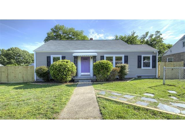 1702 Oak Hill Lane, Henrico, VA 23223