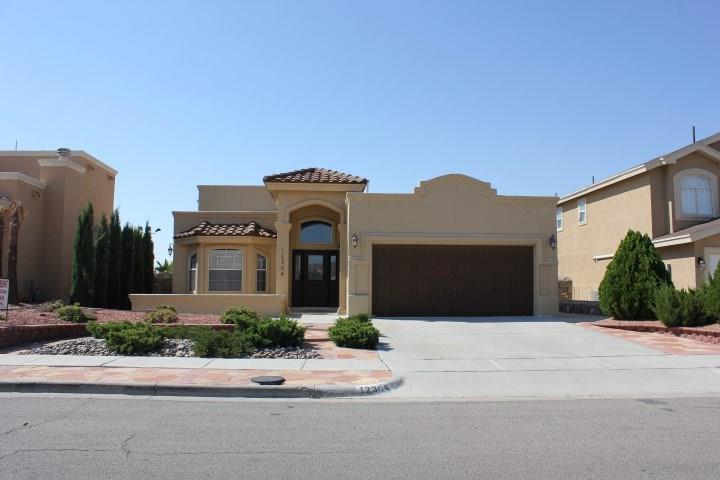 12304 Olga Mapula Drive, El Paso, TX 79936