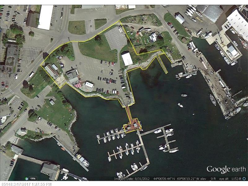 1, 9, 11 Commercial ST , Rockland, ME 04841