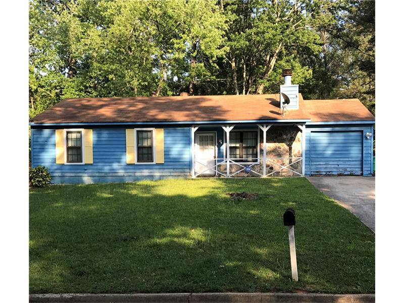 1115 Forest East Drive, Stone Mountain, GA 30088