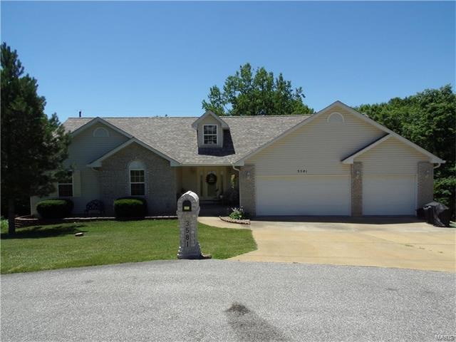 3581 Imperial Hills Drive, Imperial, MO 63052