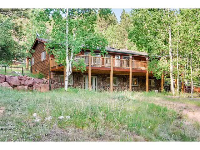 181 Woodland Valley Drive, Woodland Park, CO 80863