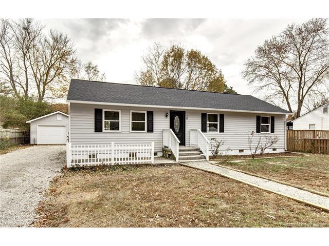 16 Woodhaven Rd, Newport News, VA 23608