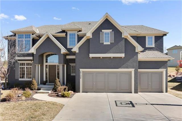 4709 GROVE Street, Shawnee, KS 66226
