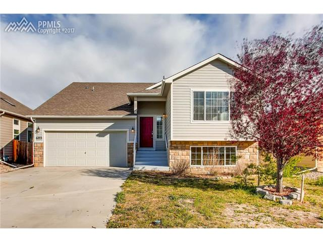 6293 Roundup Butte Street, Colorado Springs, CO 80925