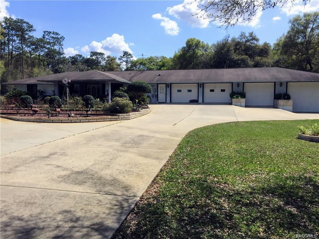 5170 E Shady Acres Drive, Inverness, FL 34453