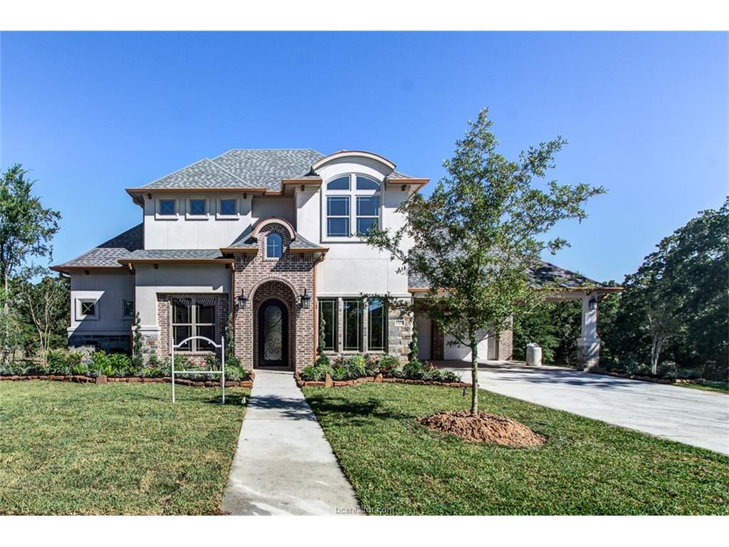 1303 Quarry Oaks Drive, College Station, TX 77845