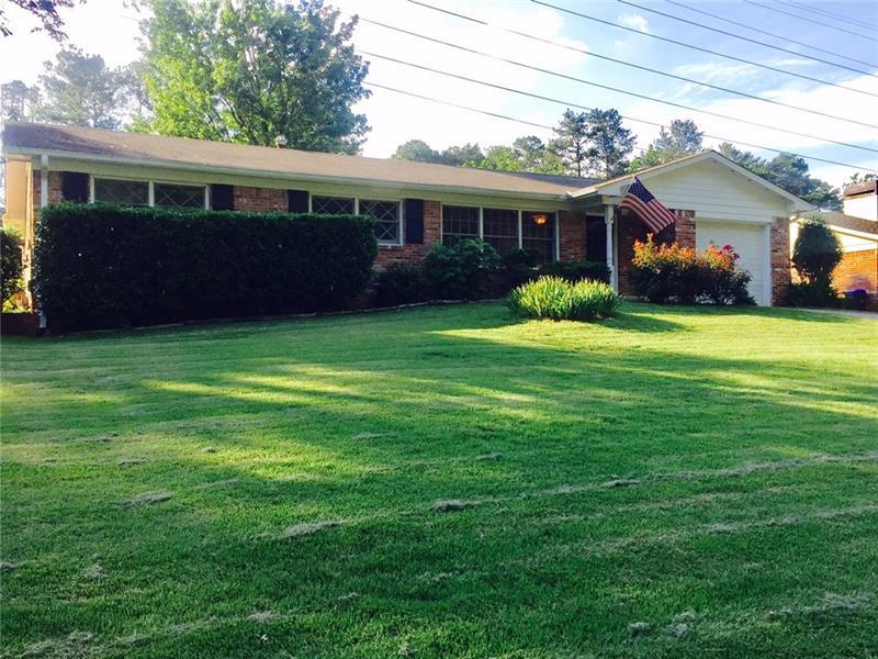 2442 NE Wentworth Drive, Atlanta, GA 30345