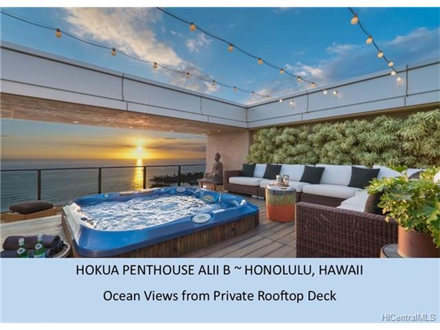 1288 Ala Moana Boulevard PH-B, Honolulu, HI 96814