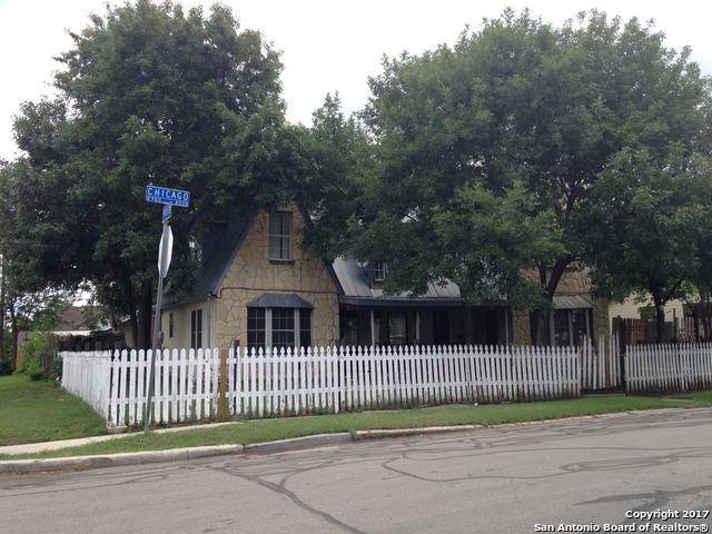 805 CHICAGO BLVD, San Antonio, TX 78210