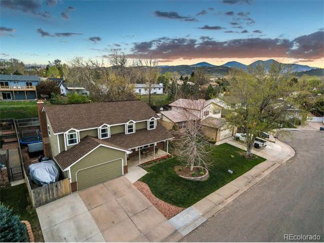 13148 W Saratoga Place, Morrison, CO 80465