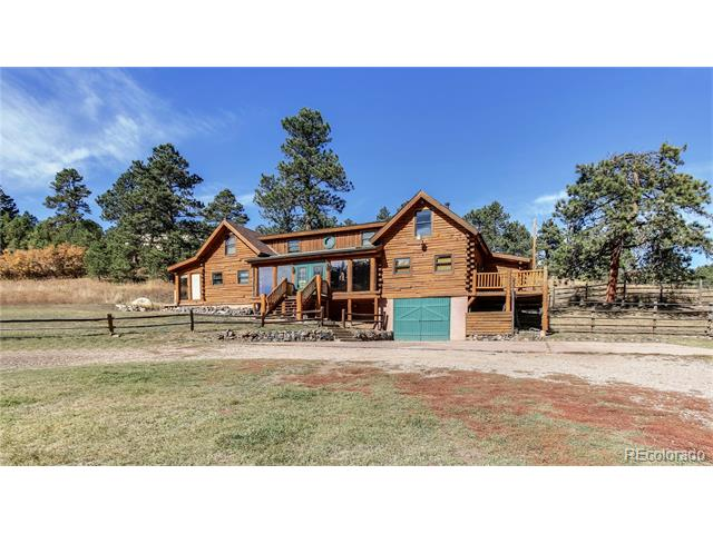 7855 S Sourdough Drive, Morrison, CO 80465