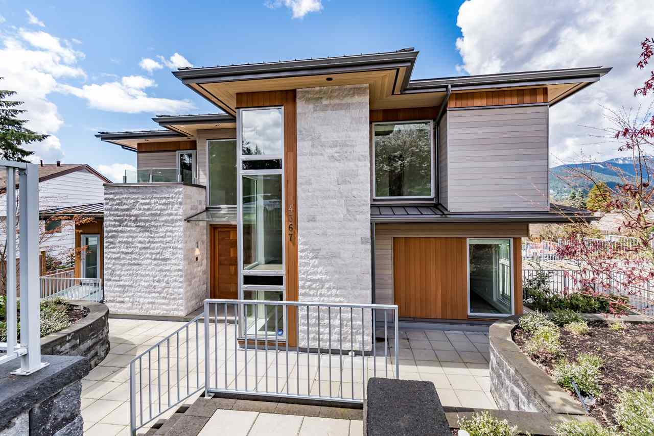 4367 CHELSEA CRESCENT, North Vancouver, BC V7R 3J4
