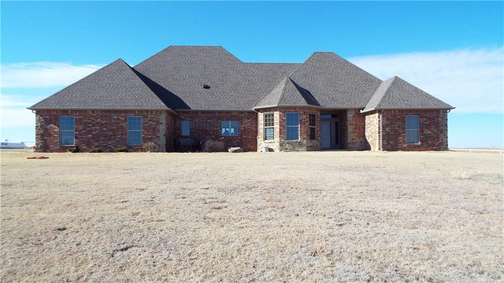 9735 N 2180 Ranch, Butler, OK 73625