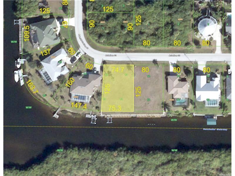 19147 AVIATION (LOT 13) COURT, PORT CHARLOTTE, FL 33948